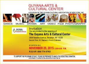 Invitation to GACC Event