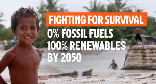 Fighting for Survival - 350.ORG