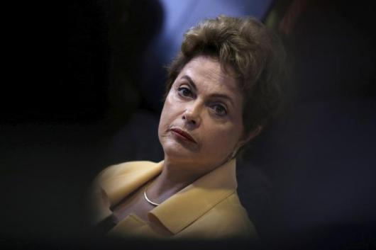 Brazil President Dilma Rousseff - Planalto Palace - Brasilia - September 2015