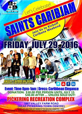 Saints CaribJam