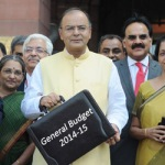 Arun Jaitley presents India's General_budget