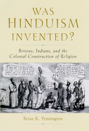 Book -Was Hinduism invented