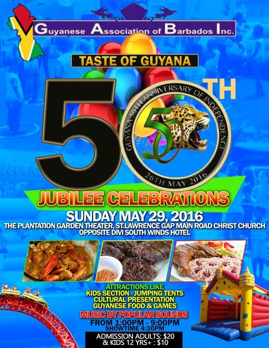 GABI Barbados -50th Jubilee Celebrations
