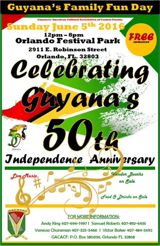 Guyana Fun Day