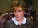 Judge Judy hates words - like and basically