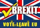 Brexit leave logo