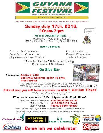 Guyana Festival