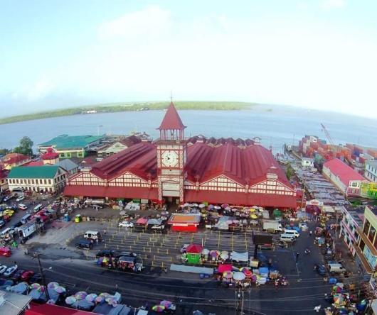 Stabroek Market Georgetown