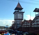 Stabroek Market clock