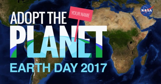Earth Day 2017 - Adopt the Planet - NASA