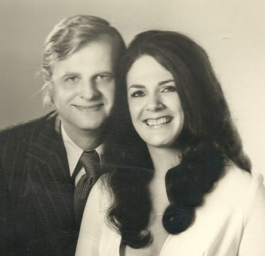 Richard & Angela 1972