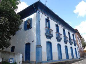 Home of Carlos Drummond de Andrade - Itabira - Minas Gerais - Brazil