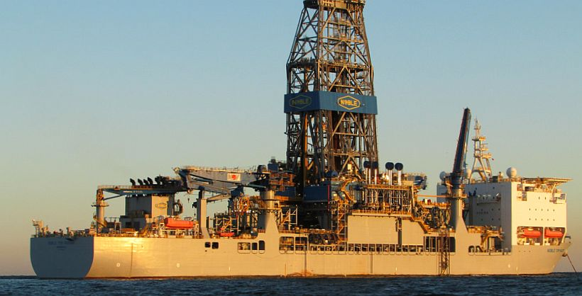 Exxon-Mobil drilling two new wells offshore Guyana in