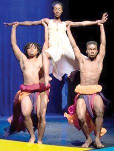 Guyana: Dancers at Carifesta XIV - 2019